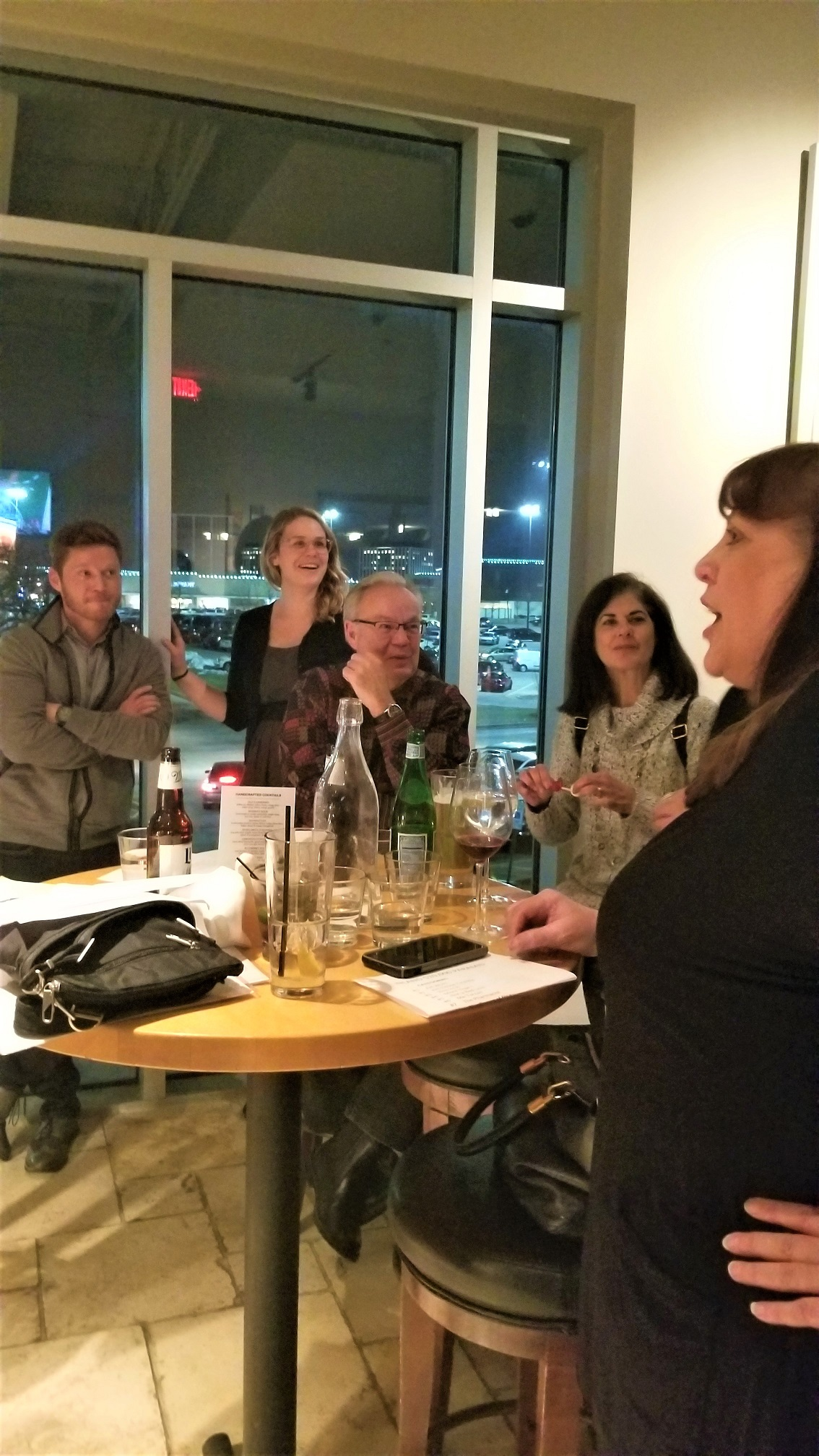 IMC celebrated its 2018 Holiday Party at Pinstripes Oak Brook with an evening of bocce ball, good food and great company!